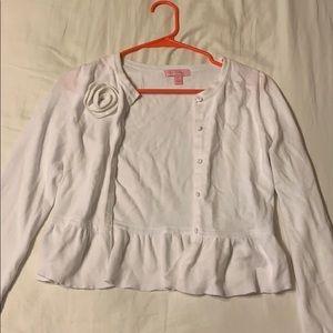 White girls Lilly Pulitzer sweater